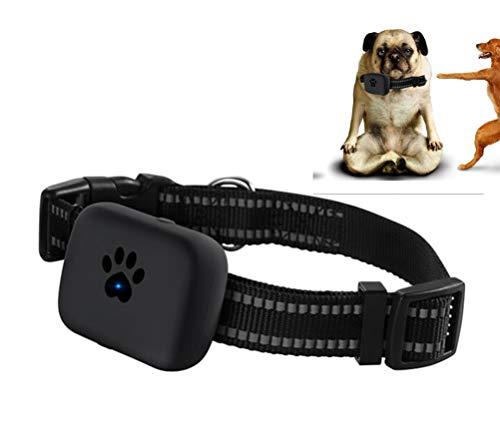 Pet GPS Locator Smart Search Pet Light Pet Tracker Tracker Multifunction Upgrade, Black by PYXZQW Pet tracker (Image #7)