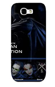Hot Snap-on Batman Picture Hard Cover Case/ Protective Case For Galaxy Note 2