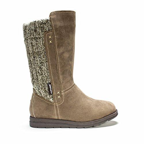 Muk Luks Women's Lilah Fashion Boot Light Brown Dt5Wv9q7x