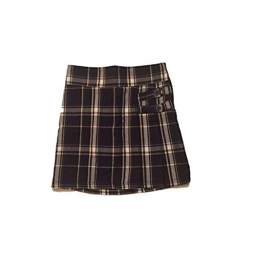 Cherokee Girls' School Uniform Plaid Twill Scooter (6X)