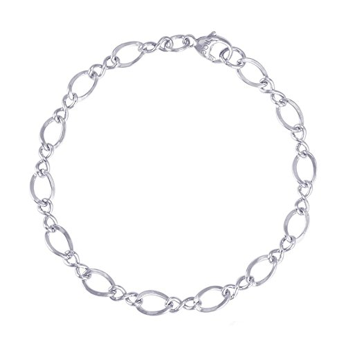(Rembrandt Sterling Silver Bracelet 7 inches)