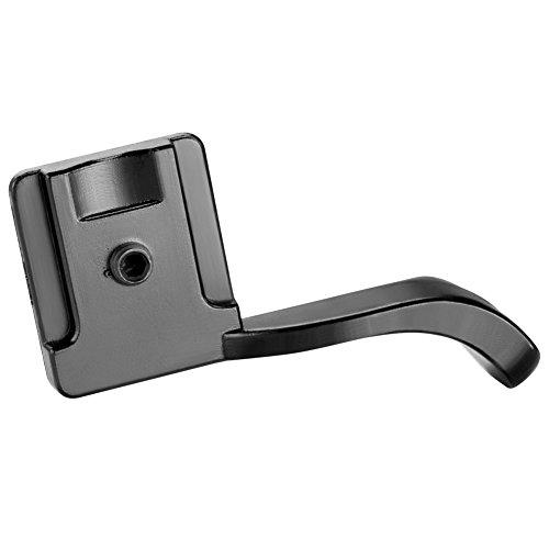 Gadget World Black Thumb Grip for Olympus PEN E-PL7 E-PL6 E-P5 OM-D E-M10 II E-M5 II E-M1 Stylus 1s by Gadget World
