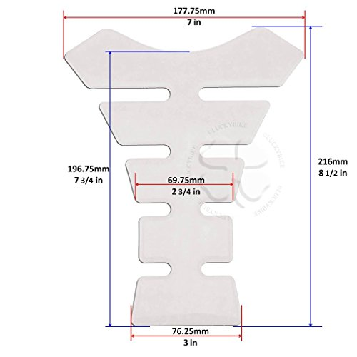 Review Motorcycle Gas Tank Pad