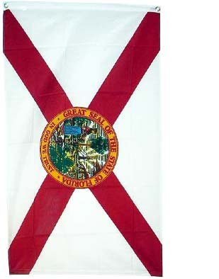 Florida State Flag Polyester II 3 ft. x 5 ft.
