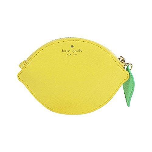 Kate Spade Lemon Street Lemon Coin Purse Case Limonchello