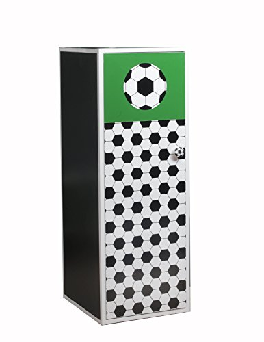 Powell 14Y2015L Goal Keeper Locker (Powell Black Stand)