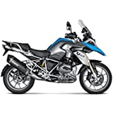 Akrapovic BMW R 1200 GS 2013 2015 Titanium Street Slip On Exhaust