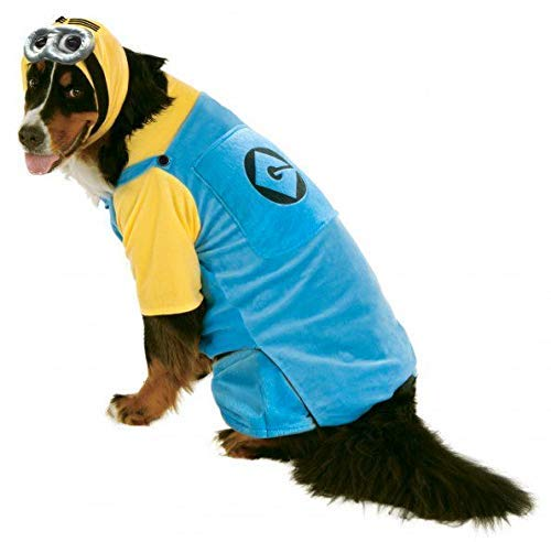 Big Dog Minion Costume & Bag of Treats (XXX-Large)]()