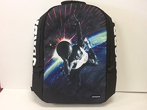 Price comparison product image Nike Air Jordan Photo Airman Laptop Book Student High School College Boy's Backpack