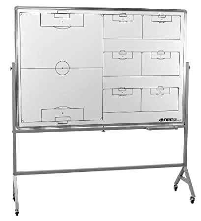 6cbe9a1fd Image Unavailable. Image not available for. Color: Kwik Goal Large Dry  Erase Board