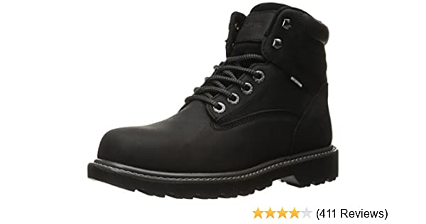 Amazon.com  Wolverine Floorhand Waterproof Steel-Toe 6