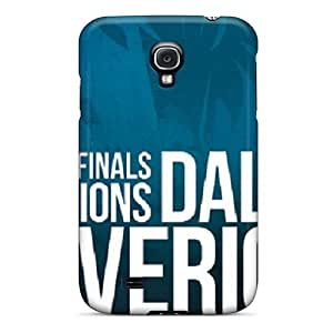 Ultra Slim Fit Hard AnnaTwins Case Cover Specially Made For Galaxy S4- We Are The Champions