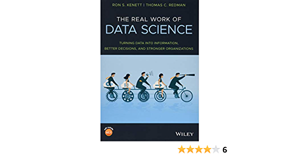 The Real Work of Data Science: Turning data into information ...