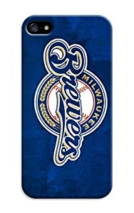 New Coolest Milwaukee Brewers Tpu Hard Case Cover For iphone 6 plus Milwaukee Brewers Mlb
