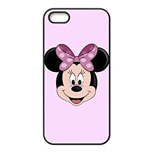 iPhone 5 5s Cell Phone Case Black Minnie Mouse Gqnp