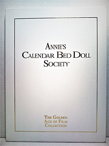 Annie's Calendar Bed Doll Society: The Golden Age of Film Collection (Full Set)