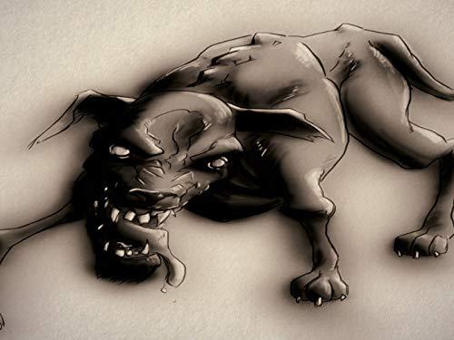 Monster Leg - El Chupacabra