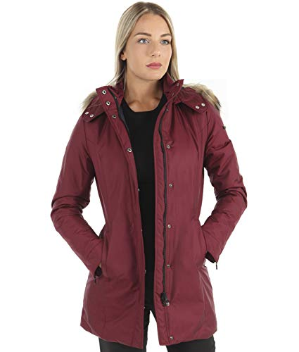 Donna Cappotto REFRIGIWEAR New Burgundy Evans xFwxpSqa