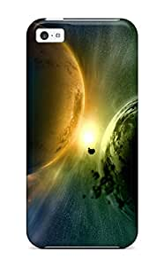 Christmas Gifts Awesome Case Cover Compatible With Iphone 5c - Planets