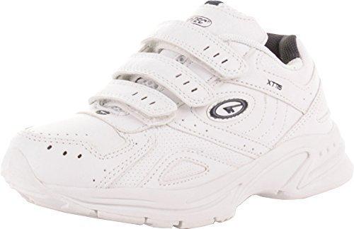 Hi Jeu Enfants Fermeture Simple Unisex Chaussures Sport Xt115 De childrens Bottes Blanc tec wAvrgw