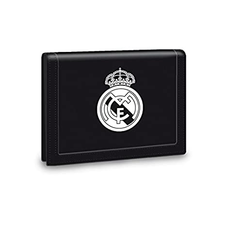 Cartera monedero, diseño del club Real Madrid 2013: Amazon ...
