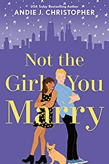 Book Cover: Not the Girl You Marry
