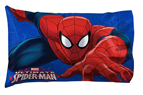 Marvel Spiderman 'Regulator' Toddler 4 Piece Bed Set 4