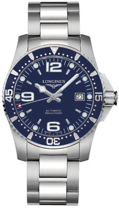 Longines Sport Collection Hydroconquest Mens Watch L3.642.4.96.6