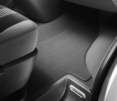Volkswagen Original Velours Textil Fußmatten Vorn T5 Transporter Multivan Auto