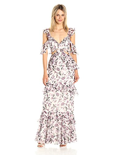 AMUR-Womens-Priscilla-Floral-Gown