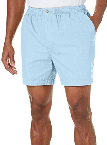 Windham Pointe Mens Elastic Waist Shorts X-Large Chambray Blue - Bealls Elastic Waist Shorts