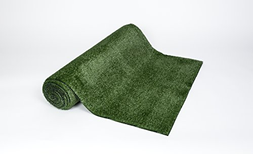 PoochPads PT3X15 Indoor Turf Dog Potty Grass Roll, Large/36'' x 180'' by Pooch Pads