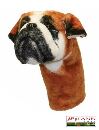 Animal Headcover (BOXER) by JP Lann, Outdoor Stuffs