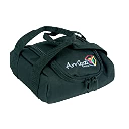 Arriba Cases Ac-50 Padded Gear Transport Bag Dimensions 6.5X6.5X2 Inches
