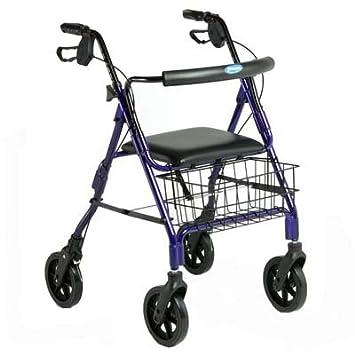 Amazon.com: Invacare 4 opciones de rueda andador (– Color ...