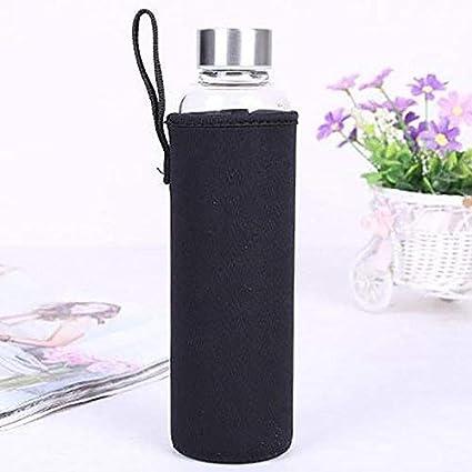 Anqeeso - Bolsa para botella de agua, 2 unidades, funda de ...