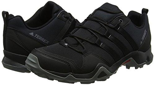 Adidas Pour Chaussures Ax2r Terrex Diverses Grivis Randonne negbas Negbas Couleurs De Hommes xxf4g