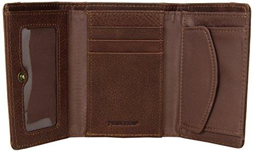 Pendleton Men's Trifold Wallet, Tucson Turquoise, One Size by Pendleton (Image #4)