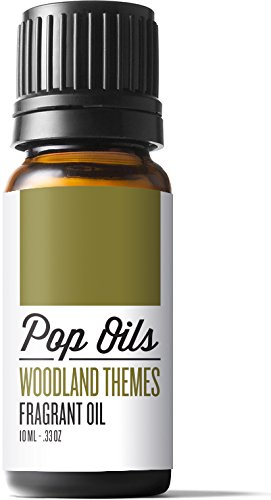 (Woodland Themes Premium Fragrance Oil (Woodland Themes 10ml))