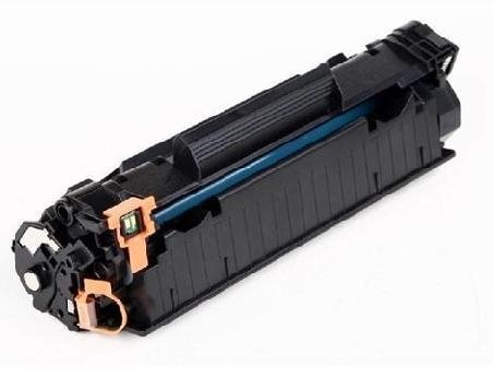 MICR HP CB436A Compatible Toner, P1505, P1505n United States Toner brand STMC Certified Check Printing Toner , Warranty valid when purchased from United states Toner (United Stationers Hp Toner)
