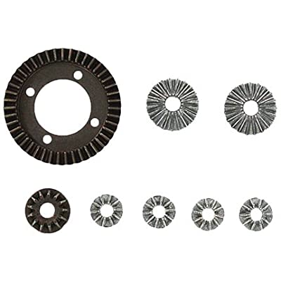 Redcat Racing BS803-027 Differential Ring Gear & Spider Gear: Toys & Games