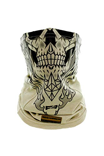 Benchmark FR Geo Skull Flame Res...