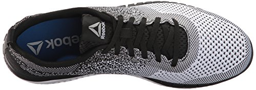 Vital Print Reebok Prime Shoe Ultk Blue White Running Black Men's Pewter HwT65Tcq8W