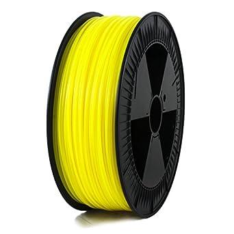 Amazon.com: Bobina de filamento impresora 3d, Pla, harina de ...