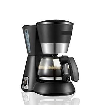 HONGLIMáquina de café automática del hogar del té del Goteo de la máquina de café del hogar Peque?a Peque?a máquina de café: Amazon.es: Hogar