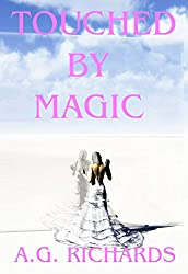 Touched by Magic (Psychic Romance Book 3)