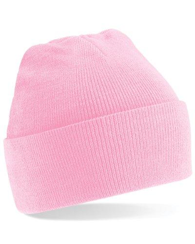Pink original Classic Beechfield Beanie gorro wBfqHXXC