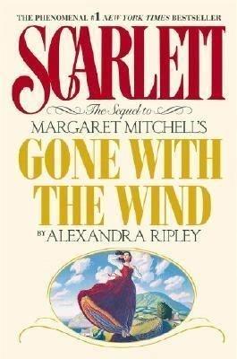 book cover of Scarlett