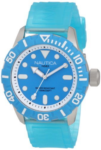 Nautica Men's N09602G South Beach Jelly NSR - 100  Watch