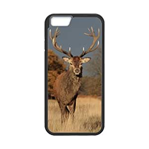 """4.7"""" Cool And Beautiful Design Deer Rubber TPU Case For Apple iPhone 6"""